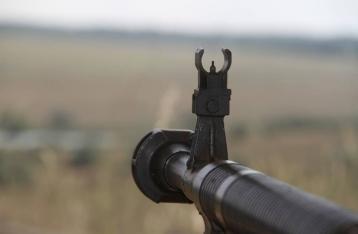За прошлые сутки ранены 8 украинских военных