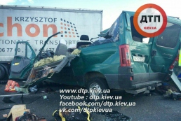 В Польше украинский автобус попал в ДТП: пятеро погибших