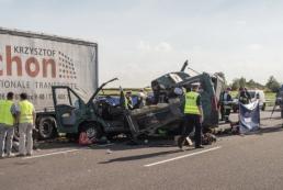 Вице-консул подтвердил гибель троих украинцев в ДТП в Польше