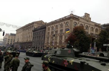 Президент: Военный парад – сигнал врагу, что украинцы готовы бороться