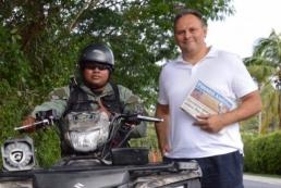 Каськив опроверг информацию о задержании в Панаме