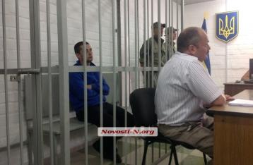 Суд арестовал полицейского, подозреваемого в убийстве в Кривом Озере