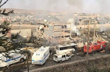 В результате теракта в Турции погибли 11 полицейских