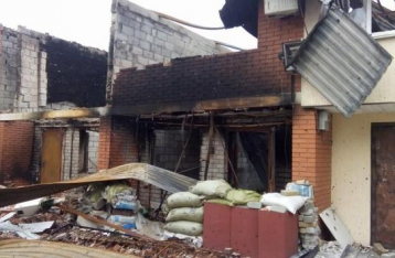 В Широкино снайпер НВФ убил волонтера