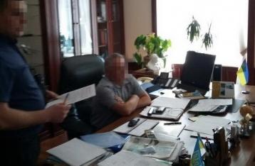 Пойманному на взятке бывшему врио ректора НАУ сообщили о подозрении
