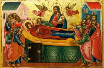 Православные отмечают Успение Богородицы