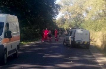 На Львовщине неизвестные взорвали автомобиль, трое погибших
