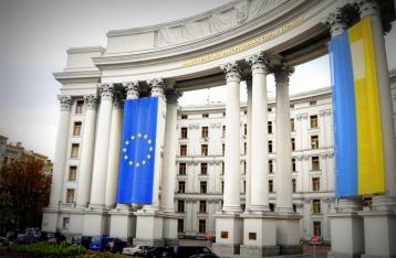 МИД направило РФ ноту протеста из-за нападения на украинское посольство