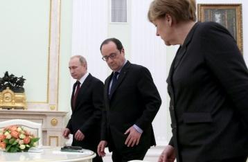 РФ заблокировала проведение встречи в «нормандском формате» на саммите G20