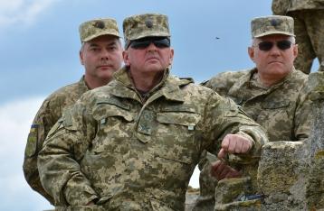 Муженко: РФ готовится создать на Донбассе третий армейский корпус