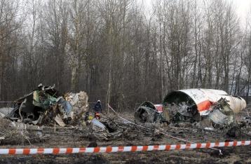 Минобороны Польши: Целью РФ было крушение самолета Качинского