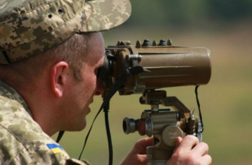 Минувшие сутки прошли для украинских военных без потерь
