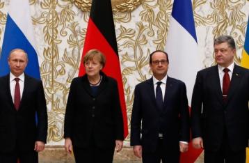 Олланд: Встреча «нормандской четверки» состоится в ближайшее время