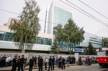 На «Интере» опровергли договоренность с участниками блокады