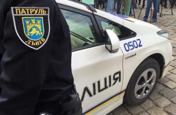 Начальника угрозыска Львовщины поймали пьяным за рулем