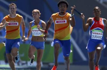 Украинские паралимпийцы завоевали еще три медали в Рио