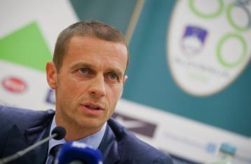 Президентом УЕФА стал словенец