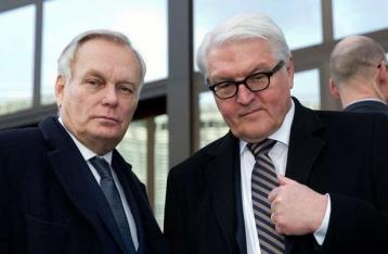 Штайнмайер и Эро призвали Украину предоставить особый статус Донбассу