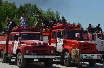 В Украине появятся пожарные-добровольцы
