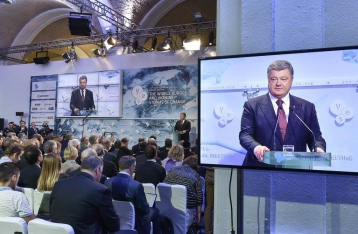 Порошенко: Украина не сделает ни шага вперед, пока РФ не выполнит обязательства