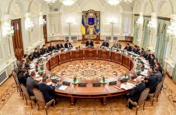 Украина вводит санкции против лиц из списка Сенцова-Кольченко
