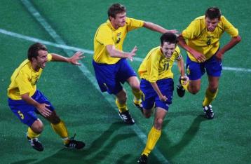 Украинские футболисты и теннисисты – лучшие на Паралимпиаде