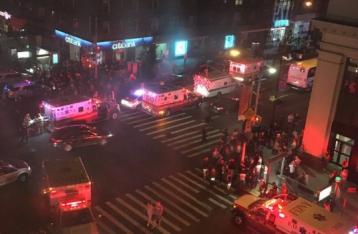 Взрыв в центре Нью-Йорка: более 20 пострадавших