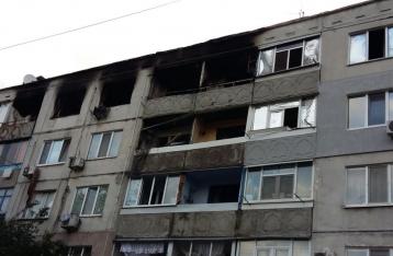 В Павлограде прогремел взрыв в жилом доме