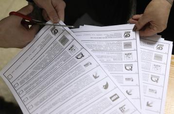 Партия Путина лидирует на выборах в Госдуму