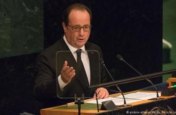 Олланд заговорил об угрозе эскалации конфликта на Донбассе