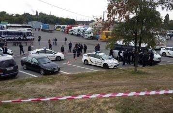 В Днипре мужчина застрелил патрульного и ранил его напарницу