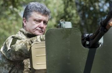 Порошенко ветировал закон о досрочном расторжении контракта военными