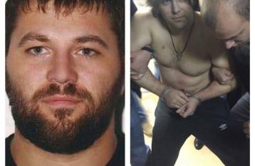 Подозреваемый в убийстве патрульных арестован