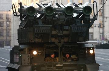 В России отрицают, что их «Бук» пересекал границу с Украиной