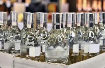 В Харькове задержали производителей смертельного алкоголя