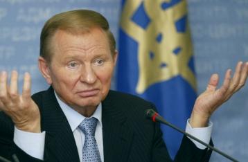 Кучма: НВФ нарушают соглашение о разведении сил, играть в поддавки уже нельзя