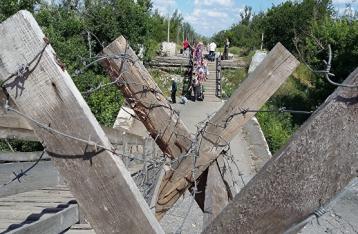Украина продолжит реализацию соглашения о разведении сил