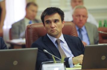 Климкин: Решение по безвизу с ЕС будет в октябре или ноябре