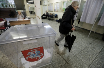 В парламент Литвы проходят шесть партий