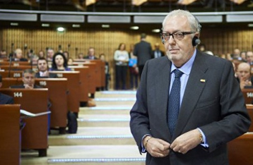 Украина инициирует досрочную отставку президента ПАСЕ