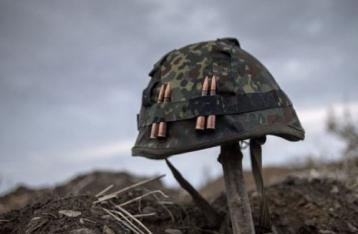 За прошлые сутки ранены 4 военных