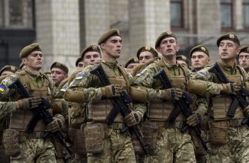 Сегодня Украина отмечает День защитника