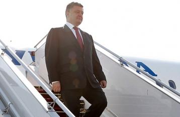 Порошенко прибыл в Берлин на встречу «нормандской четверки»