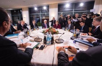 В Берлине начались переговоры «нормандской четверки»