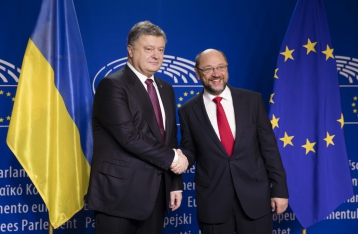 Шульц: В ЕП есть голоса за введение безвиза для Украины