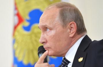 Путин заявляет, что украинских заложников в России нет