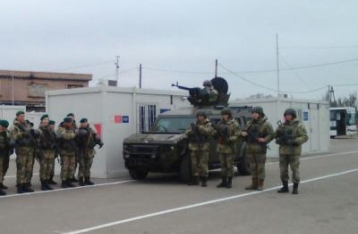 КПВВ «Зайцево» перенесли в Майорск