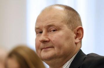 Украина просит Интерпол объявить Чауса в розыск