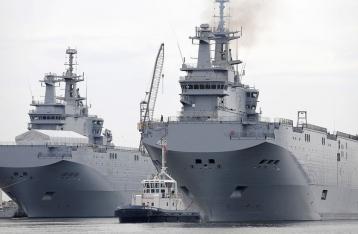 Министр обороны Польши утверждает, что Египет продал «Мистрали» РФ