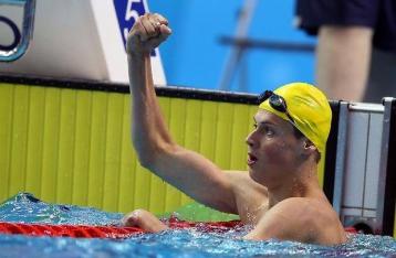Украинские пловцы выиграли пять медалей на этапе Кубка мира